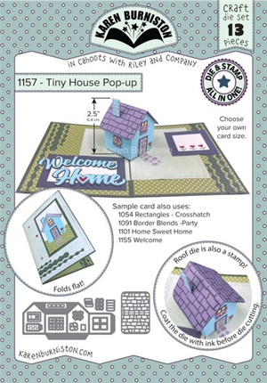 Hus, tiny house, pop-up, dies, Karen Burniston.