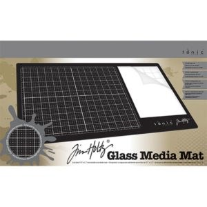 Glass Media Mat 1914E - Tim Holtz