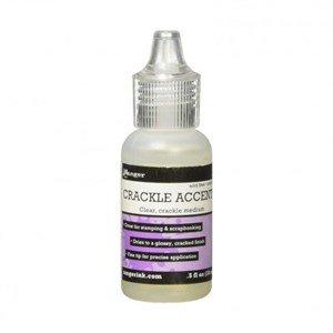 Crackle accents - 18 ml.