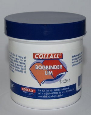 Bogbinderlim, 100ml.,Collall