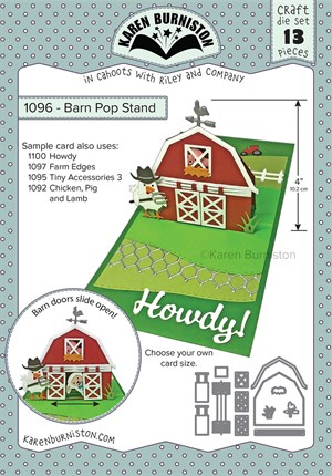 Barn pop stand, dies, Karen Burniston.