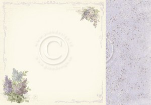 Dreams of lilacs, new beginnings, piondesign.