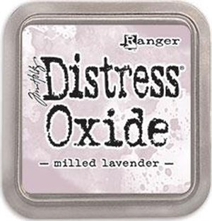 Milled lavender Distress oxide stempelfarve