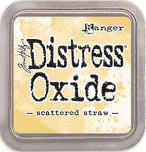Scattered straw Distress oxide stempelfarve