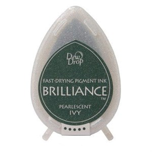 Brilliance - Drew drop - stempelfarve - Ivy