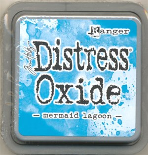 Mermaid lagoon Distress oxide stempelfarve