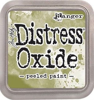 Peeled paint Distress oxide stempelfarve