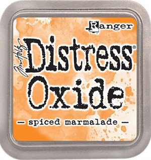 Spiced marmalade Distress oxide stempelfarve