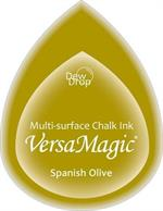 Versa Magic - Drew drop - stempelfarve - Spanish Olive